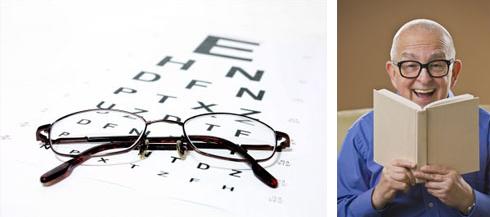 brýle na čtení